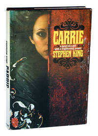 CARRIE by  Stephen King - First Edition - 1974 - from Captain Ahab's Rare Books and Biblio.com