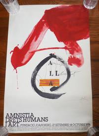 image of Amnistia Drets Humans I Art (Poster)