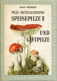 Pilze Mitteleuropas.