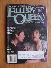 Ellery Queen's Mystery Magazine: April 1989 by  Jeffry Scott  Carol Cail - Paperback - First Appearance - 1989 - from Scene of the Crime Books, IOBA (SKU: biblio11807)