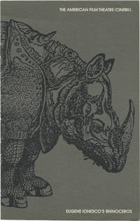 image of Rhinoceros (Original program for the 1974 film)