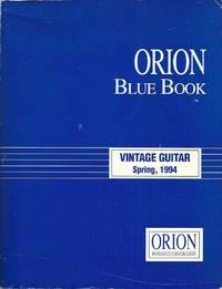 image of Vintage Guitar Blue Book, Winter 1994