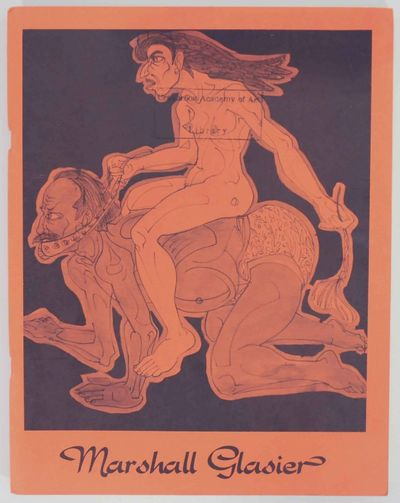 Binghamton, NY: University Art Gallery, State University of New York at Binghamton, 1974. First edit...