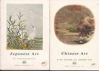 image of Japanese Art (IV. Color Prints) / Chinese Art (II. Five Dynasties and Northern Sung); Two Tudor Booklets