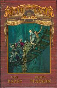 Cave of the Dark Wind (A Never Land Book)