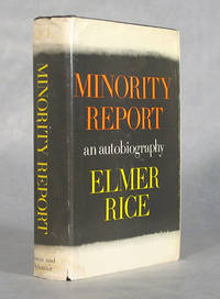 Minority Report (Signed)
