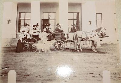 Pre-Revolutionary Russian Photo Album...