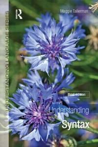 image of Understanding Syntax (Understanding Language)