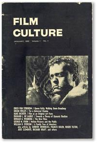 Film Culture - Vol.1, No.1 (January, 1955)