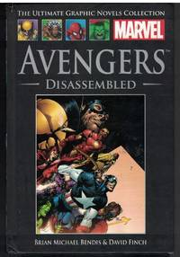 AVENGERS Disassembled - the Marvel Ulitimate Graphic Novel Collection,  Volume 34