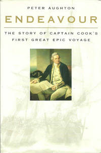 image of Endeavour: The Story of Captian Cook's First Great Epic Voyage