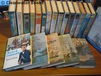 The full Jack Aubrey / Stephen Maturin sequence, complete in twenty-one volumes comprising: Master and Commander, Post Captain, HMS Surprise, The Mauritius Command, Desolation Island, The Fortune of War, The Surgeon's Mate, The Ionian Mission, Treason's H