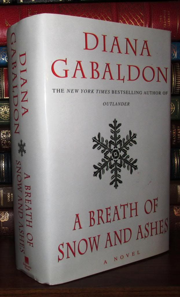 [PDF] A Breath of Snow and Ashes Book (Outlander) Free Download (980 pages)