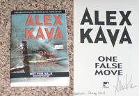 ONE FALSE MOVE: THE UNCORRECTED PROOF