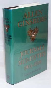 image of Journals: mid-fifties; 1954-1958