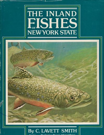 Albany: The New York State Department of Environmental Conservation, 1985. First Edition. Hardcover....