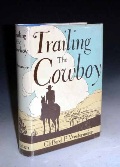 Caldwell, Idaho: The Caxton Printers, 1955. First Edition. Octavo. 414pp., illustrated. The cattle i...
