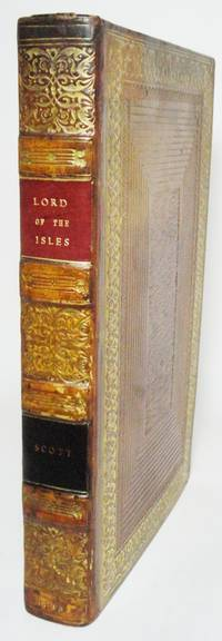 image of THE LORD OF THE ISLES; A POEM