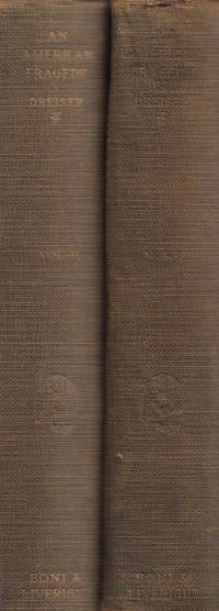 image of An American Tragedy (Two-Volume Set)