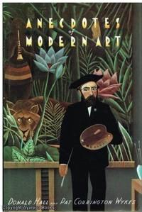 Anecdotes of Modern Art