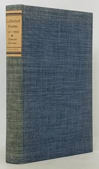 COLLECTED POEMS.  1917 - 1939