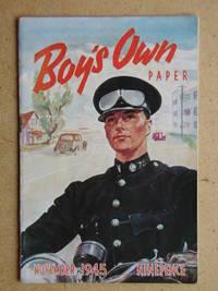 Boy's Own Paper. November 1945.