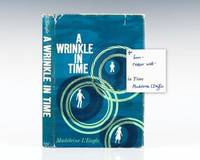 A Wrinkle In Time. by  Madeleine L'Engle - Signed First Edition - 1962 - from Raptis Rare Books (SKU: 757)