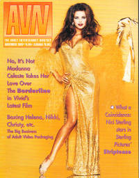 ADULT VIDEO NEWS [AVN] - November 1995; The Adult Entertainment Monthly