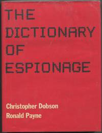 image of The Dictionary of Espionage