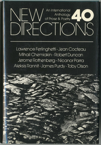 : New Directions, 1980. Cloth. First edition, clothbound issue. Fine, in fine dust jacket. Ferlinghe...