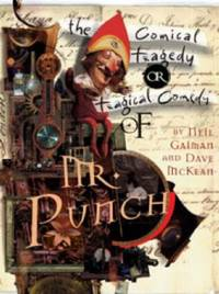 image of The Tragical Comedy or Comical Tragedy of Mr Punch