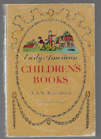 image of Early American Children's Books