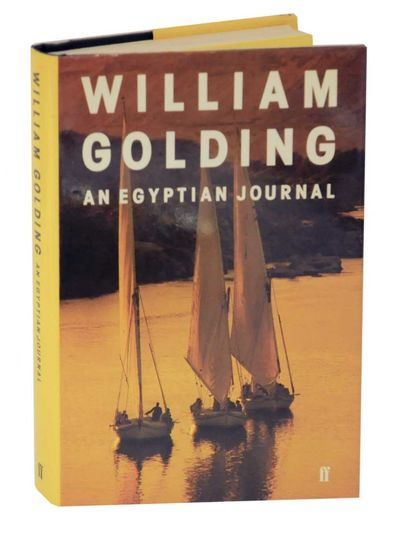 Winchester, MA: Faber and Faber, 1985. First U.S. edition. Hardcover. A travel journal about Golding...