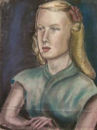Portrait by  Sylvia PLATH - from Ken Lopez Bookseller, ABAA and Biblio.co.uk