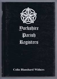 Yorkshire Parish Registers, Volume 1, Church of England
