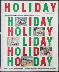 Holiday Magazine.  1957 - 12.