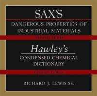 condensed chemical dictionary published 2007
