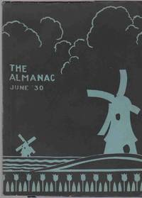 image of THE JUNE 1930 ALMANAC PUBLISHED SEMI-ANNUALLY BY THE SENIOR CLASS OF THE  FRANKLIN HIGH SCHOOL PORTLAND, OREGON
