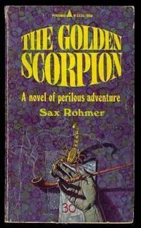 THE GOLDEN SCORPION - A Gaston Max Mystery