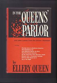 QUEEN'S QUORUM: A HISTORY OF THE DETECTIVE-CRIME SHORT STORY