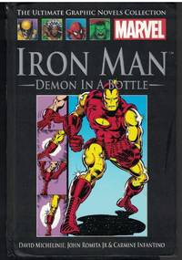IRON MAN Demon in a Bottle - the Marvel Ulitimate Graphic Novel  Collection, Volume 1