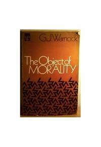 Object of Morality (University Paperbacks)