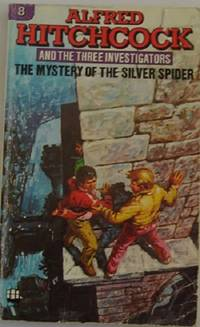 image of Mystery of the Silver Spider