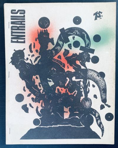 New York: Whisper Shit Press, 1966. First Edition. Original Wraps. Very Good+ in Wraps. First Editio...