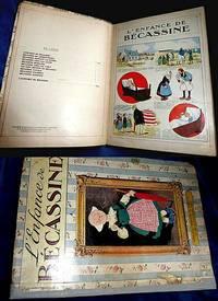L'ENFANCE DE BÉCASSINE Texte de Caumery Illustrations de J. Pinchon