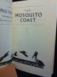 the mosquito coast theroux paul