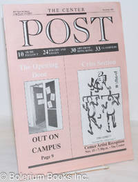 image of The Center Post November 1991: The Opening Door, Out on Campus