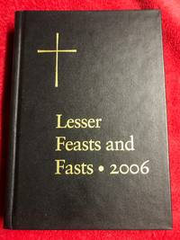 The Proper for the Lesser Feasts and Fasts