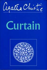 Curtain by Agatha Christie (1975 1st Edition Hardcover) Good, Preowned Condition
