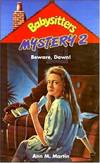 image of Beware, Dawn! (Babysitters Club Mystery 2)